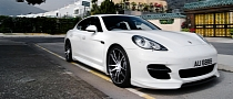 Photo Shoot: Panamera on PUR Wheels in Hong Kong