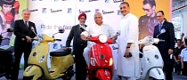Piaggio Aims to Sell 100,000 Vespas a Year in India