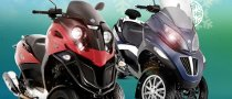Piaggio and Vespa Scooters Come with Financing Offers