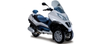 Piaggio Hybrid Scooter to Reach Mass-Production
