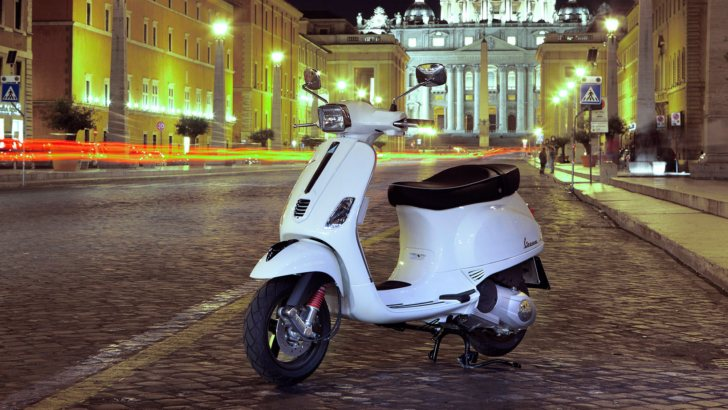 piaggio launches vespa s in india as well autoevolution