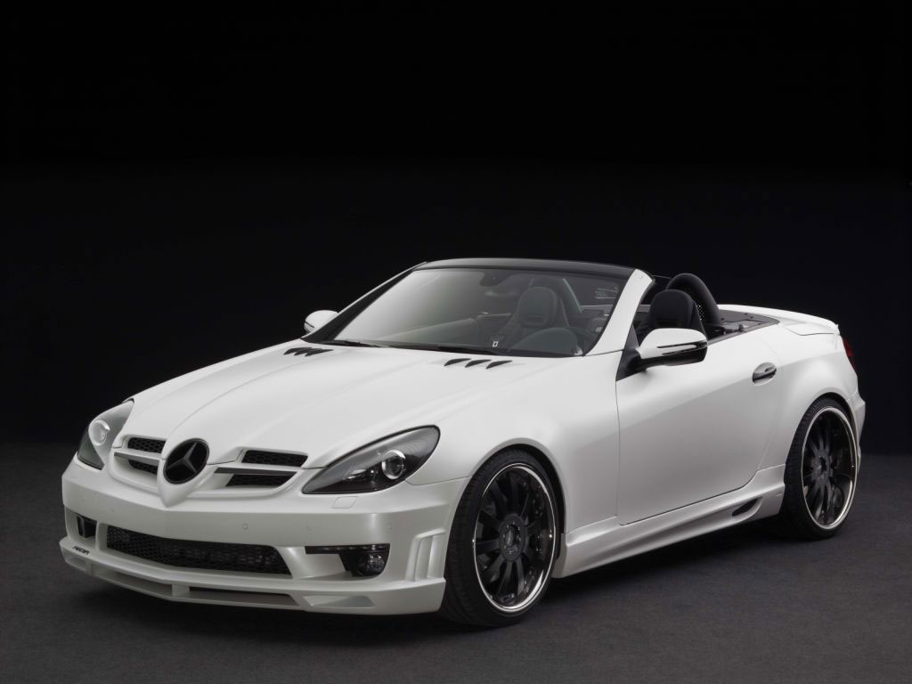 Piecha mercedes slk final performance rs edition for Mercedes benz slk accessories