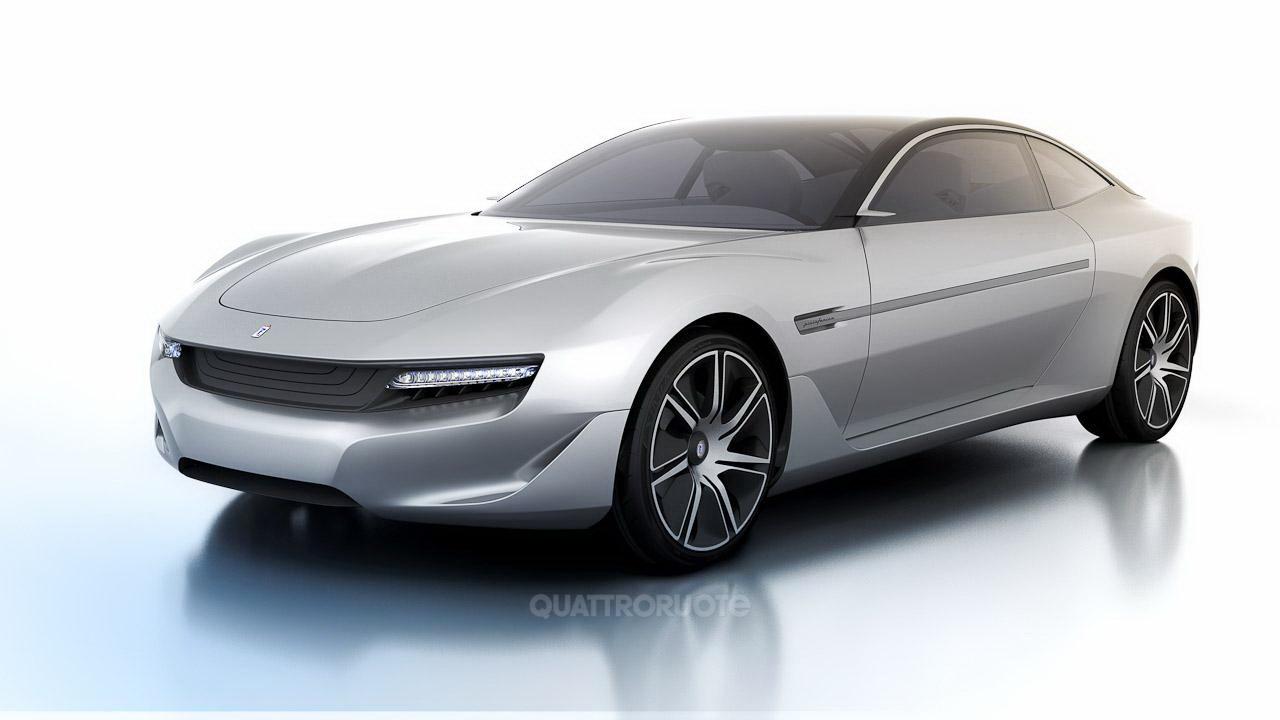 Pininfarina Cambiano Concept Photos Leaked