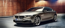 Pininfarina Gran Lusso-based BMW 8 Series Rendered