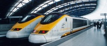 Pininfarina to Redesign Eurostar Trains