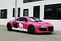 Pink Audi R8 V10 Hello Kitty Loves You! [Photo Gallery]