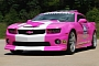 Pink Chevy Camaro Fights Cancer