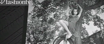 Pirelli Calendar Turns 50, Celebrates with Hidden Pictures of Hot 80s Girls [Video]