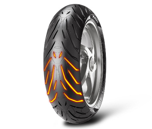 pirelli launches angel st motorcycle tire autoevolution. Black Bedroom Furniture Sets. Home Design Ideas