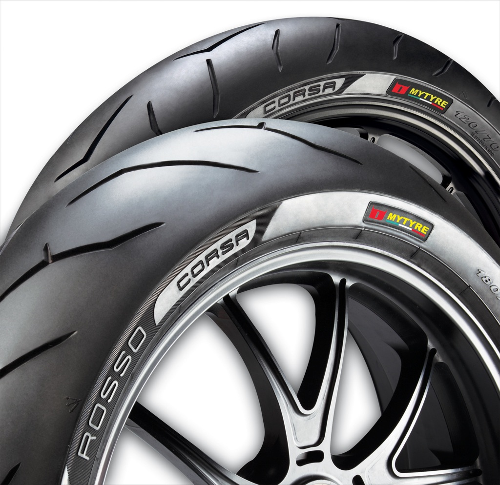 Pirelli Launches Customizable Motorcycle Tires