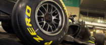 Pirelli Will Change Colors on Tires in 2011