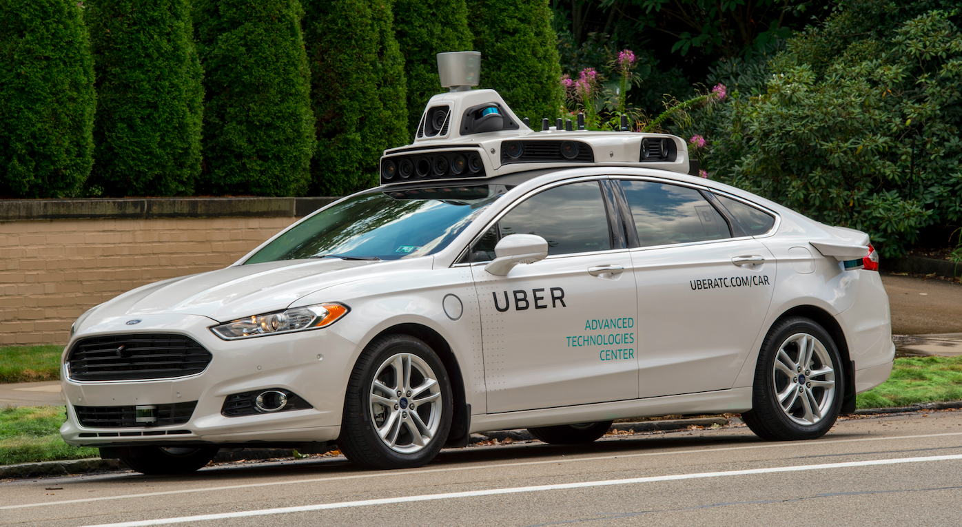 Pittsburgh Is the First City to Have Self-Driving Cars From Uber ...