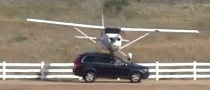 Plane Crashes into SUV in Texas [Video]