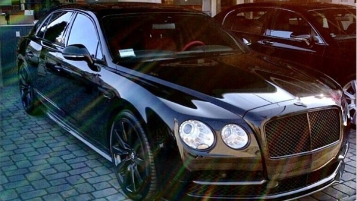 Playboy Millionaire Dan Bilzerian Expands His Car