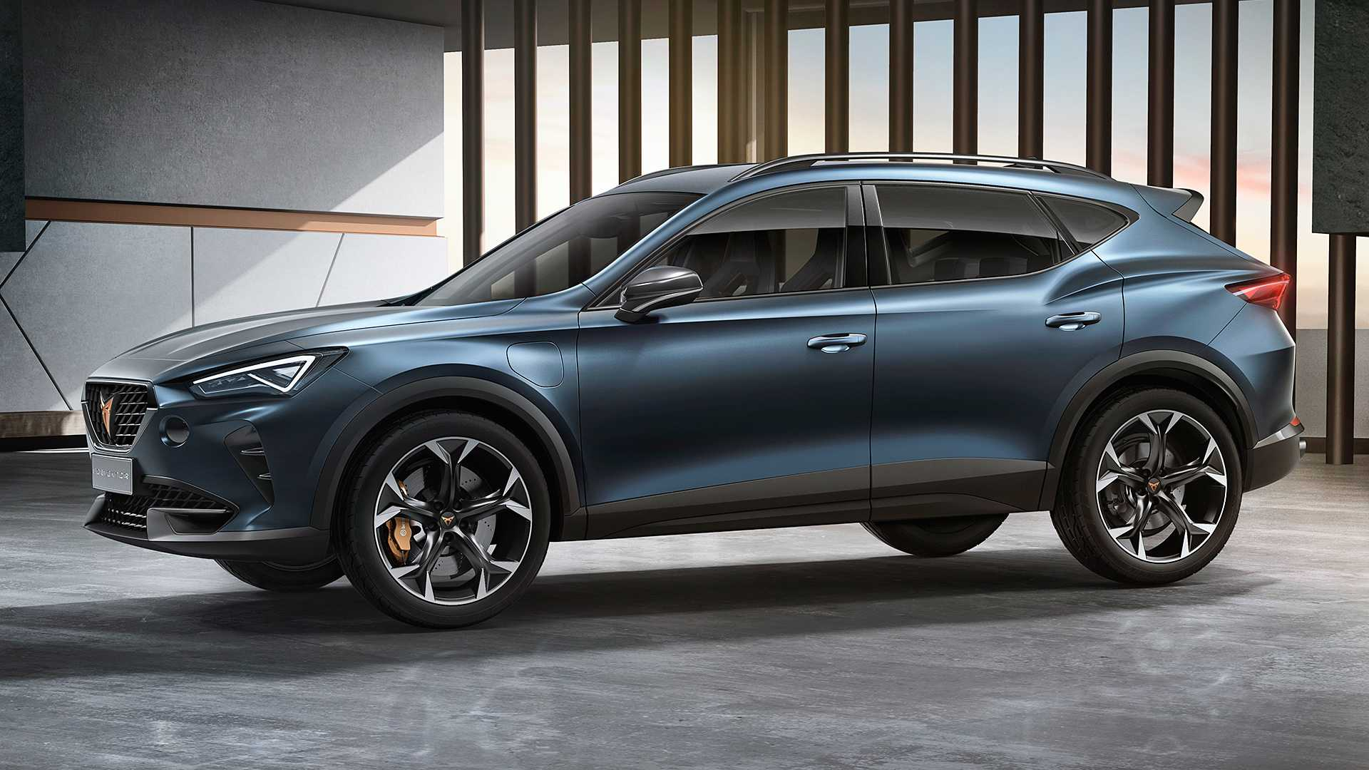 Cupra debuts as a standalone marque with the Formentor coupe-SUV