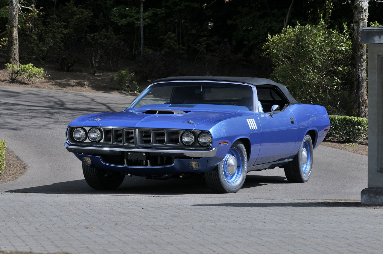 Plymouth Hemi Cuda Convertible Takes 35 Million At Auction – Diagram Of The Hemi Cuda Engine