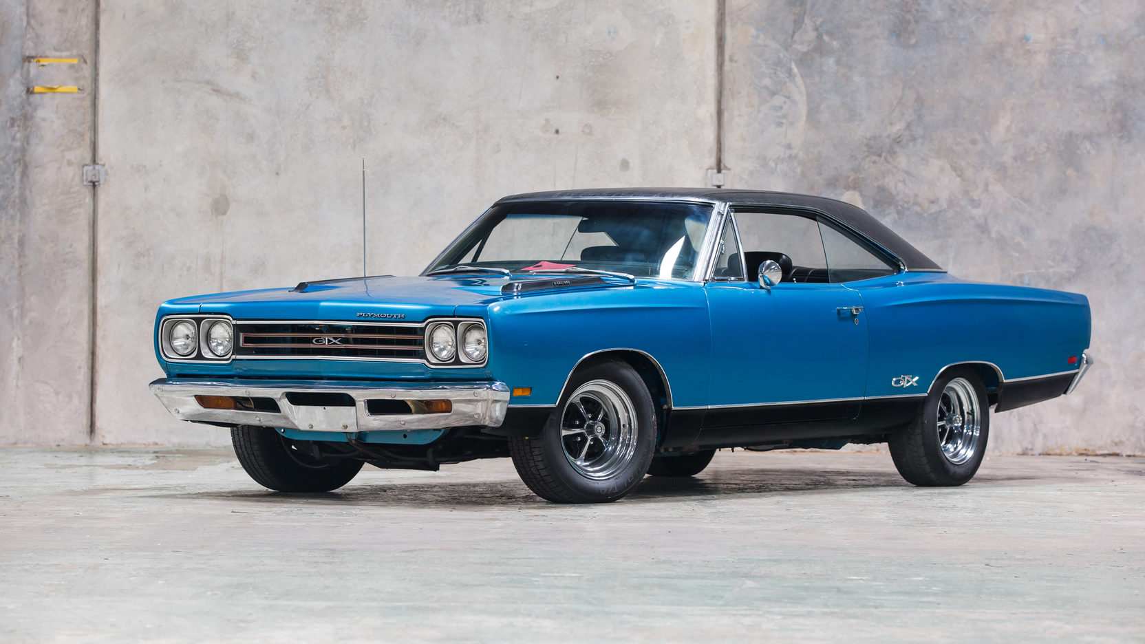 Plymouth HEMI GTX Heads To Auction, No Reserve On This Lot ...