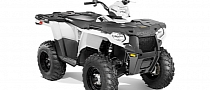 Polaris Adds Power Steering to the 2014 Sportsman 570 EFI