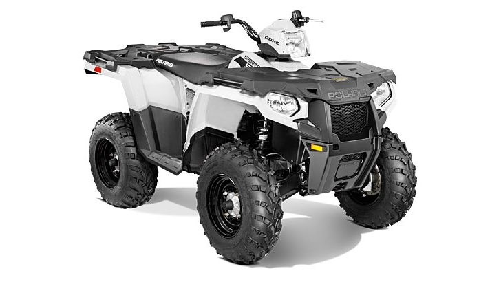 Polaris Adds Power Steering to the 2014 Sportsman 570 EFI ...