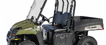 Polaris EV LSV to be Used by the Government