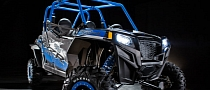 Polaris Shows the RZR XP 900 H.O. Jagged X Edition Off-Road Racer [Video] [Photo Gallery]