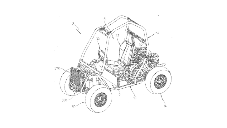 Polaris Single-Seat RZR Patent Filed, How About Building It?