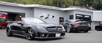Pole Position Tuning Mercedes SL and CLS Released