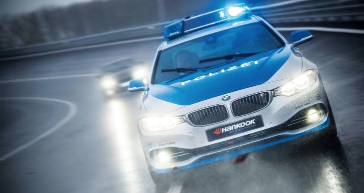 Police BMW 428i by AC Schnitzer Unveiled [Video]