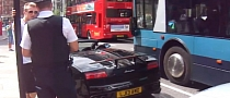 Police Busts Speeding Lamborghini Gallardo Spyder Performante in London [Video]