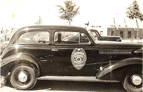 Police Cars One Century Of Chasing Crime Autoevolution