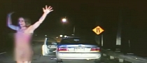 Police Chases Topless, Drunk Ohio Woman Doing 128 mph [Video]