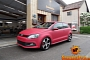 Polo 6R GTI Wrapped in Matte Cherry Red [Photo Gallery]