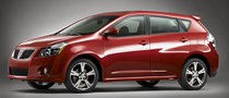 Pontiac Vibe Included in Toyota Recall