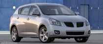 Pontiac Vibe Officially Recalled
