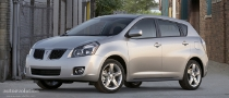 Pontiac Vibe Recalled Due to Faulty Engine
