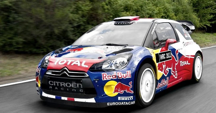 Poor Sales May Force Citroen to Reduce WRC Budget or Withdraw Altogether