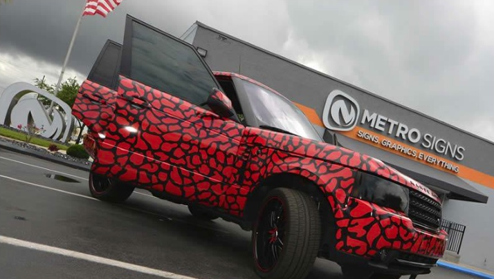 Range Rover Austin >> Pop Singer Austin Mahone Wrapz His Range Rover Autoevolution