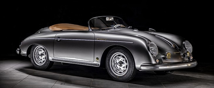 photo of Porsche 356A Speedster Restomod Gives Modern Classics a Good Name image