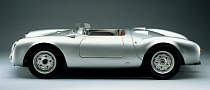 Porsche 550 Spyder Postponed to 2017