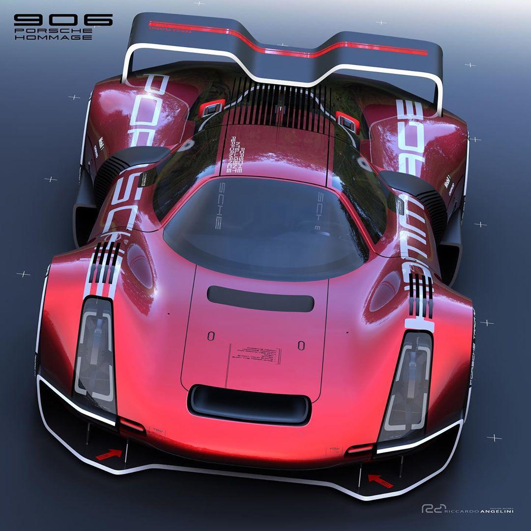 """Car 2021: Porsche 906 """"Comeback"""" Is Le Mans Hypercar Class Material"""