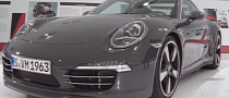 Porsche 911 50th Anniversary Edition Walkaround [Video]