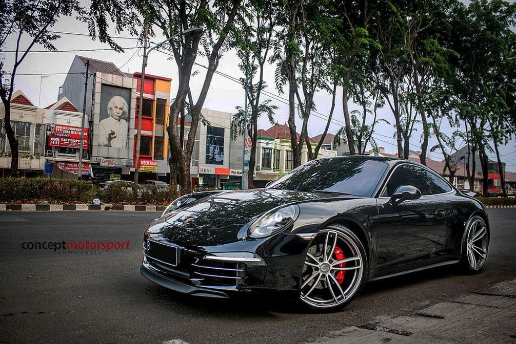 Porsche 911 Rims >> Porsche 911 50th Anniversary Tuned They Replaced The Fuchs