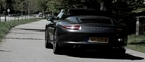 Porsche 911 (991) Carrera S Exhaust Sound Concert [Video]