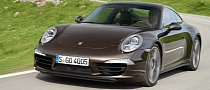 Porsche 911 Gets Sliding Glass Roof, ACC and Other Optionals