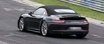 Porsche 911 991 Targa Closer to Release