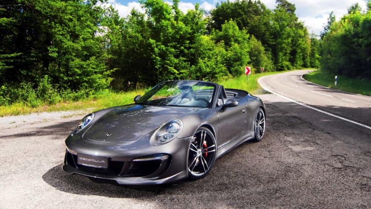 Porsche 911 Cabrio Becomes Gemballa GT [Photo Gallery]