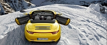 Porsche 911 Carrera 4 and Carrera 4S - More Images Released [Photo Gallery]