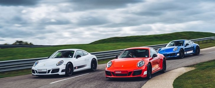 Porsche 911 Carrera 4 GTS British Legends Editions Bring Amazing Le Mans Tribute