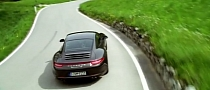 Porsche 911 Carrera 4 Promotional Clip [Video]
