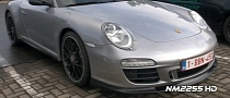 Porsche 911 Carrera GTS with Akrapovic Exhaust [Video]